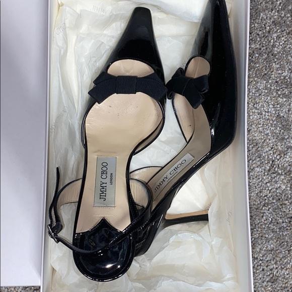 Jimmy Choo Shoes   Black Pumps   Poshmark